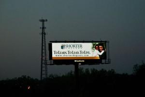 HD Billboard Highway Advertising