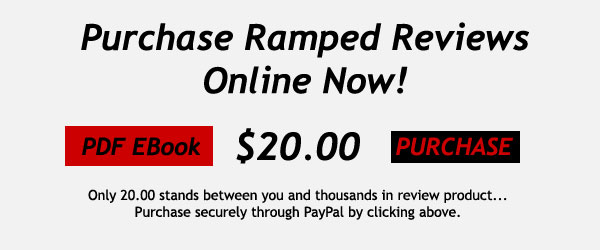 Purchase Ramped Reviews