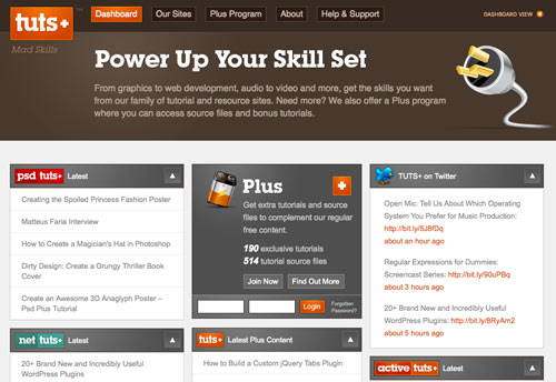 TutsPlus.com Network