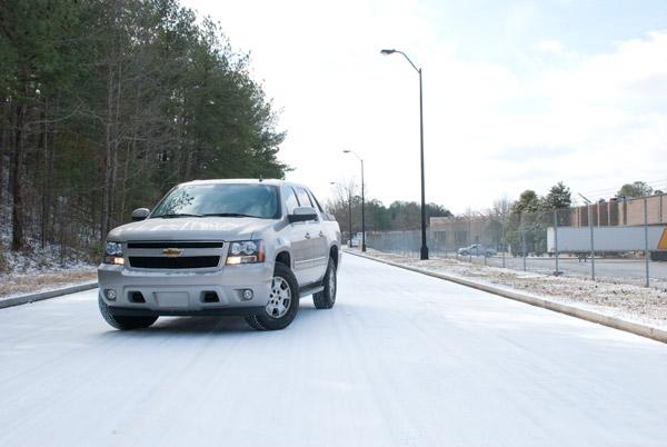 Chevrolet Avalanche Silver Birch LT 4x4