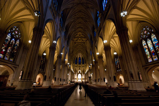 St. Patricks Cathedral New York City