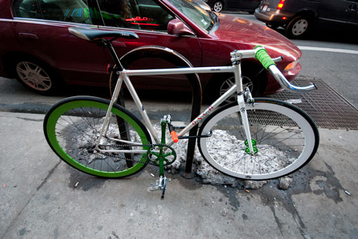 Commuter Bike Fixed Gear