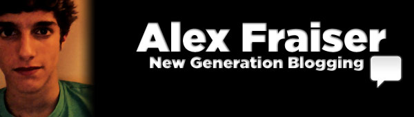 Alex Fraiser - Blogussion
