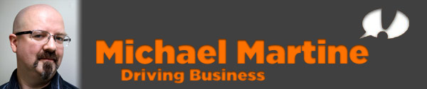 Michael Martine - Remarkablogger