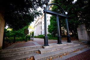 UGA Arches - University of Georgia