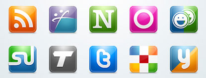 Social Media Icons by FreeSocialMediaIcons.com