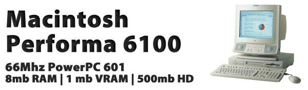 Macintosh Performa 6100