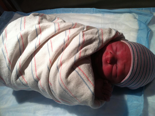 First Picture of Daniel