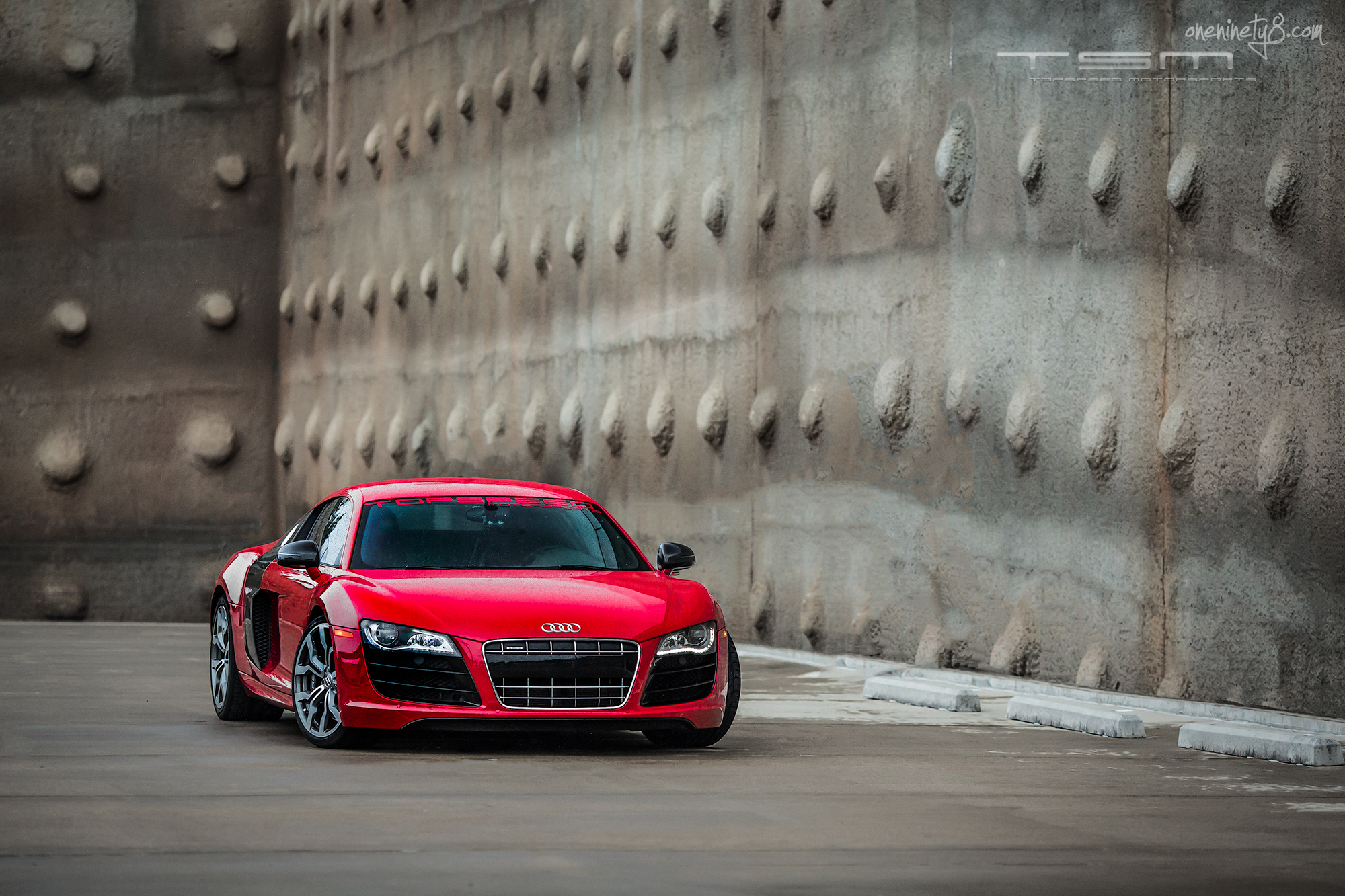 Having A Little Bit Of Fun With An Audi R8 Robb Sutton