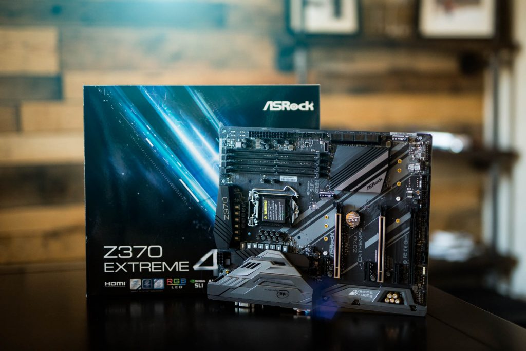ASRock Z320 Extreme4 Motherboard