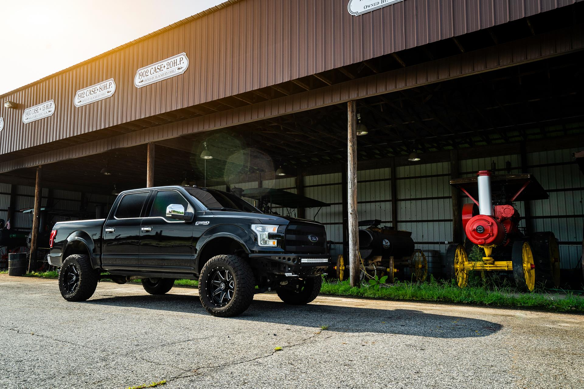 Ford F150 EcoBoost with Addictive Desert Designs