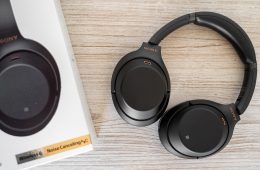 Sony WH-1000X M3 Noise Canceling Headphones
