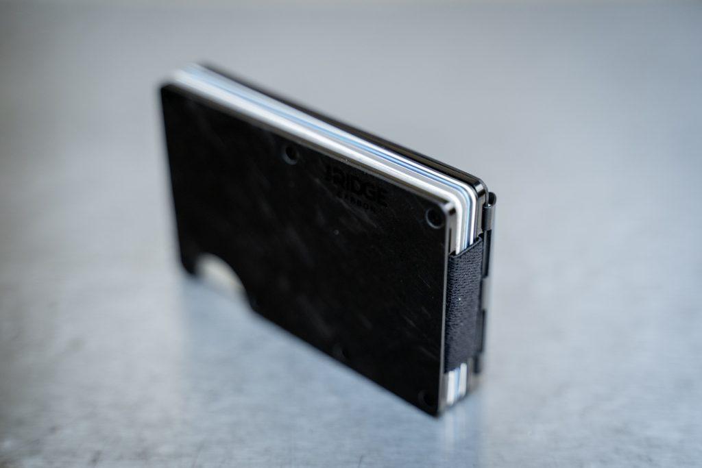 The Ridge Slim RFID Blocking Wallet Review