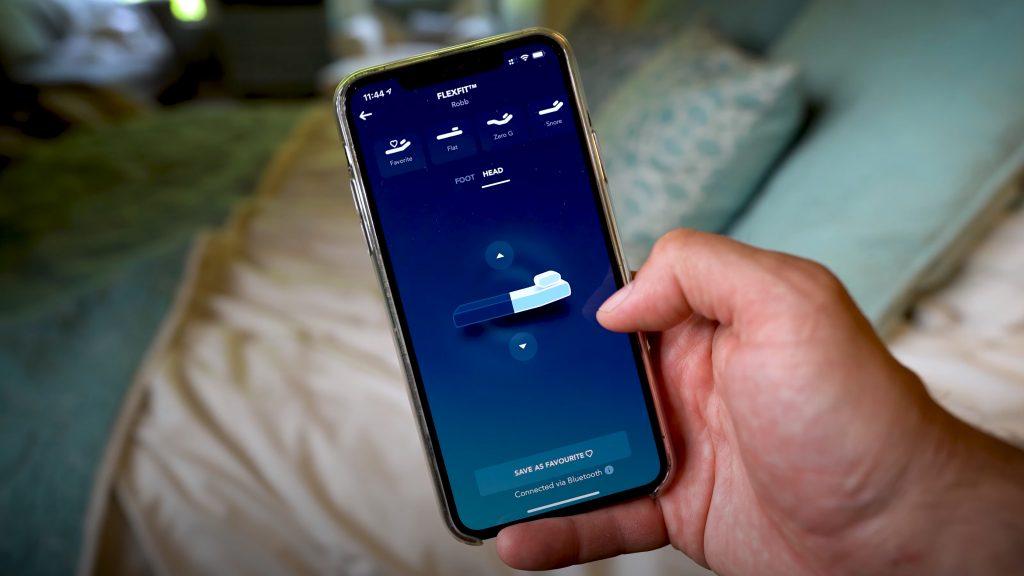 Sleep Number Smartphone App